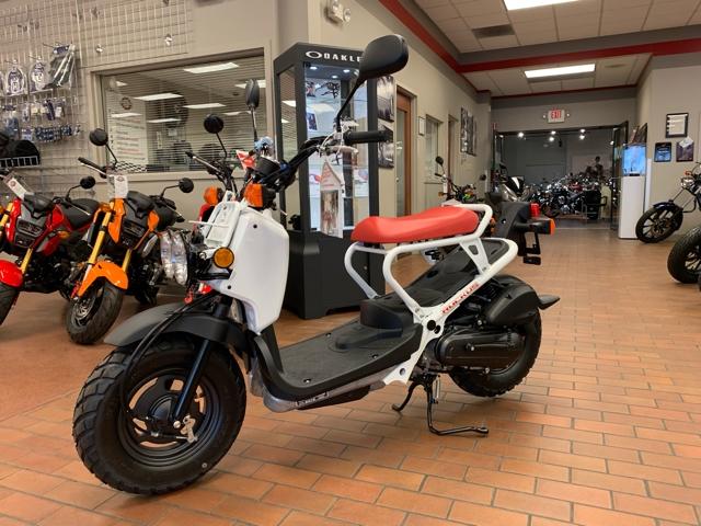2019 Honda Ruckus Base