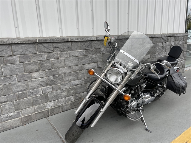 2002 Yamaha V-Star 650 Classic at Lynnwood Motoplex, Lynnwood, WA 98037