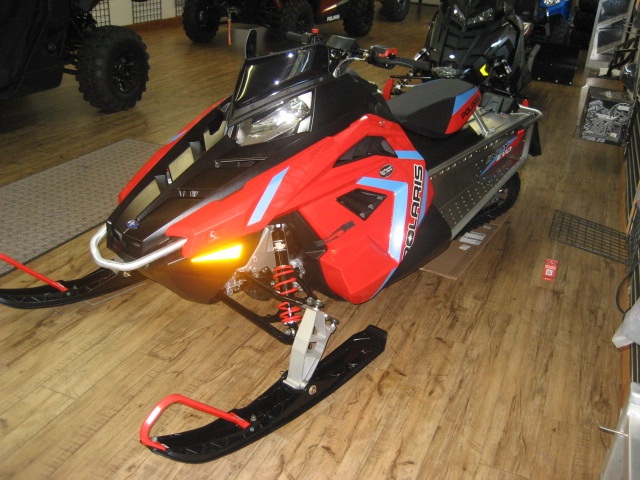 2020 Polaris Indy EVO 121 ES at Fort Fremont Marine