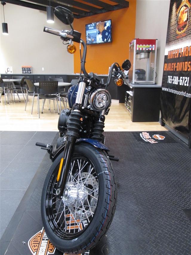 2019 Harley-Davidson Softail Street Bob at Hunter's Moon Harley-Davidson®, Lafayette, IN 47905