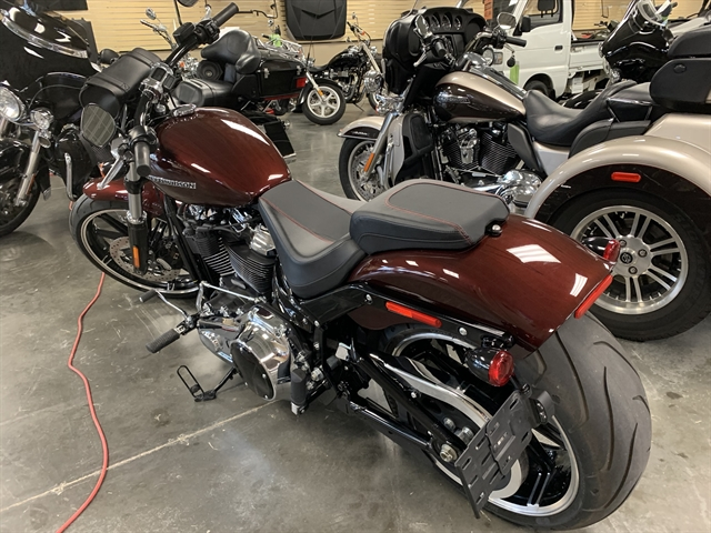 2018 Harley-Davidson Softail Breakout at Star City Motor Sports
