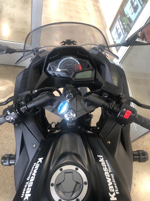 2017 KAWASAKI NINJA 300 WINTER TEST EDITION ABS Winter Test Edition at Genthe Honda Powersports, Southgate, MI 48195