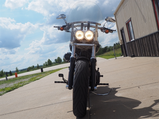 2012 Harley-Davidson Dyna Glide Fat Bob at Loess Hills Harley-Davidson