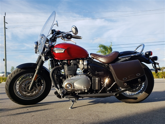 2018 Triumph Bonneville Speedmaster Base at Stu's Motorcycles, Fort Myers, FL 33912