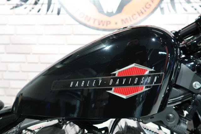 2020 Harley-Davidson Sportster Forty-Eight at Wolverine Harley-Davidson