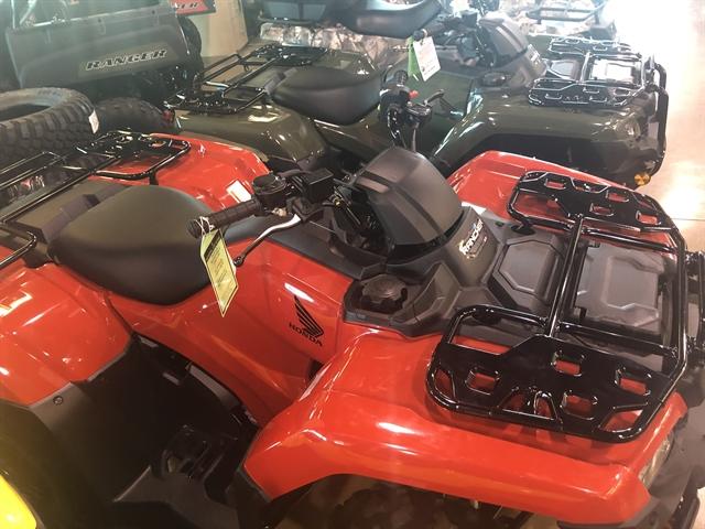 2020 Honda FourTrax Rancher 4X4 ES at Kent Powersports of Austin, Kyle, TX 78640