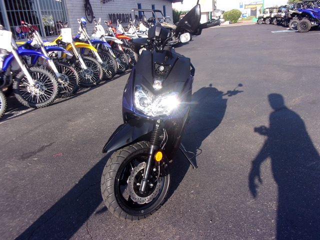 2020 Yamaha Zuma 125 at Bobby J's Yamaha, Albuquerque, NM 87110