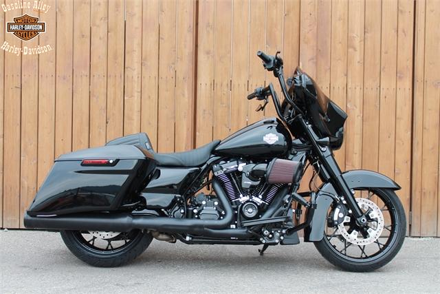 2021 Harley-Davidson Grand American Touring Street Glide Special at Gasoline Alley Harley-Davidson of Kelowna