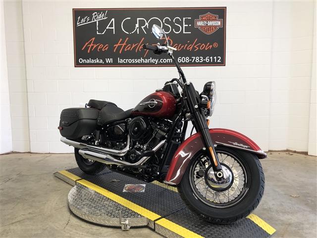 2019 Harley-Davidson Softail Heritage Classic at La Crosse Area Harley-Davidson, Onalaska, WI 54650