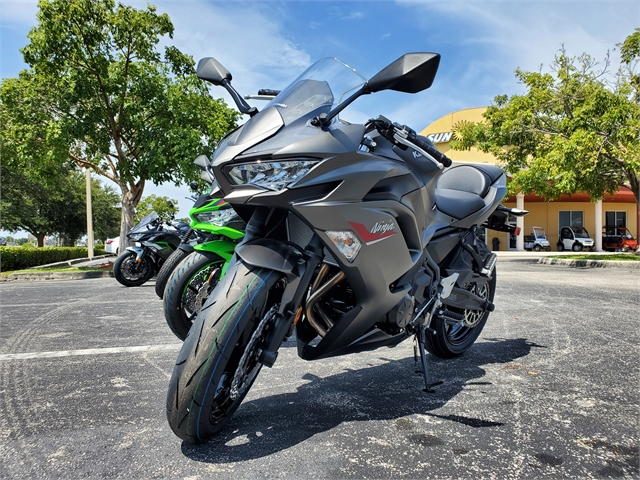 2022 Kawasaki Ninja 650 Base at Sun Sports Cycle & Watercraft, Inc.