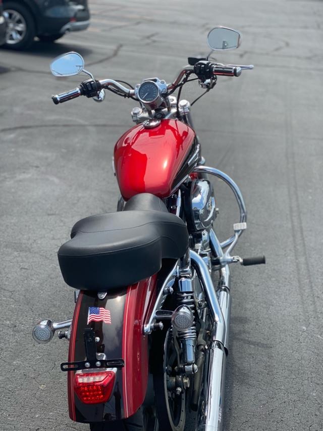 2012 Harley-Davidson Sportster 1200 Custom at Thunder Harley-Davidson