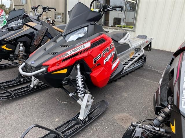2014 Polaris PRO-RMK 800 155 at Cascade Motorsports