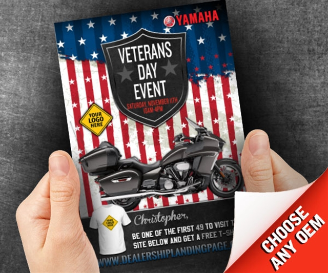 2018 FALL Veterans Day Powersports at PSM Marketing - Peachtree City, GA 30269