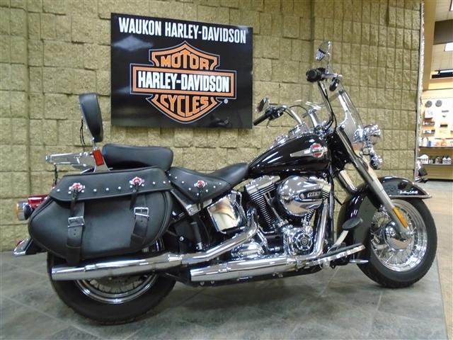 2017 Harley-Davidson Softail Heritage Softail Classic at Waukon Harley-Davidson, Waukon, IA 52172