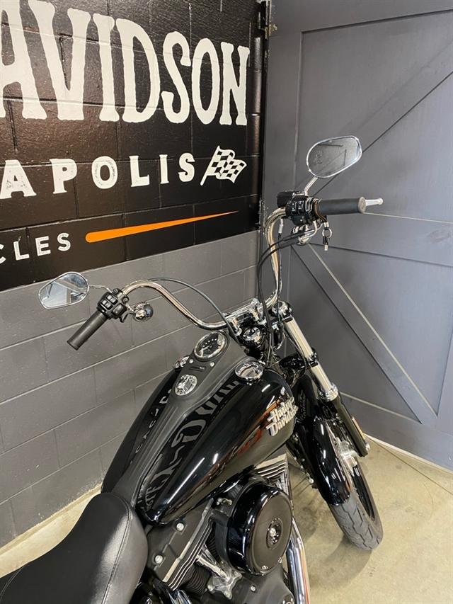 2015 Harley-Davidson Dyna Street Bob at Harley-Davidson of Indianapolis