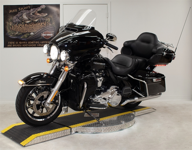 2018 Harley-Davidson Electra Glide Ultra Limited at Mike Bruno's Northshore Harley-Davidson