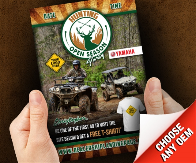 2018 FALL Hunting Open House Powersports at PSM Marketing - Peachtree City, GA 30269