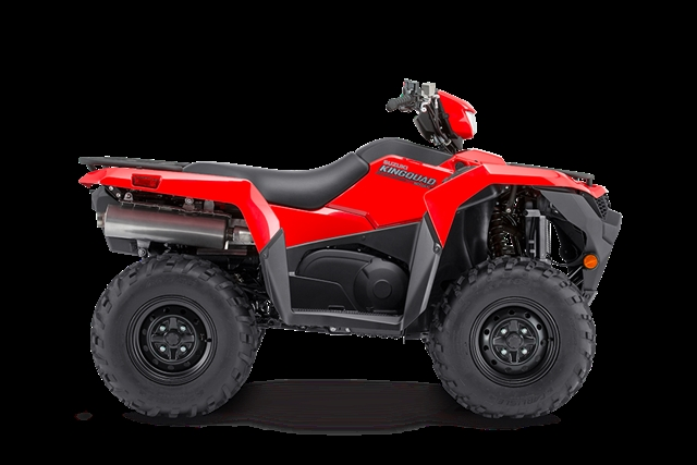 2019 Suzuki KingQuad 500 AXi at Lincoln Power Sports, Moscow Mills, MO 63362