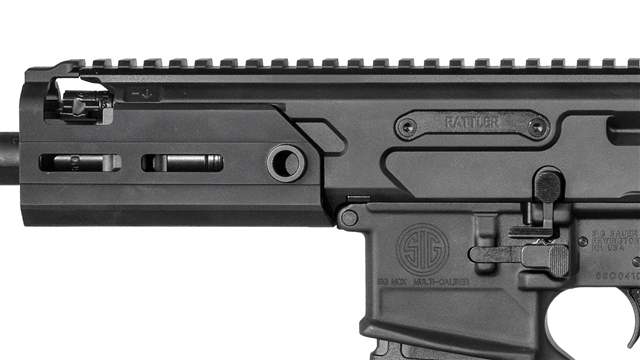 2019 Sig Sauer SIG MCX at Harsh Outdoors, Eaton, CO 80615