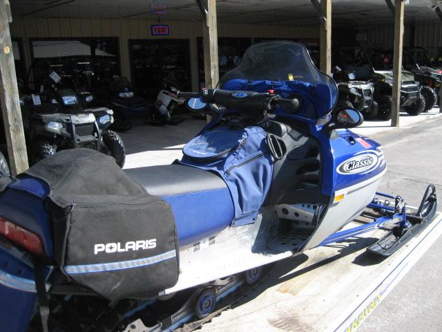 2002 Polaris 550 Classic at Fort Fremont Marine Redesign