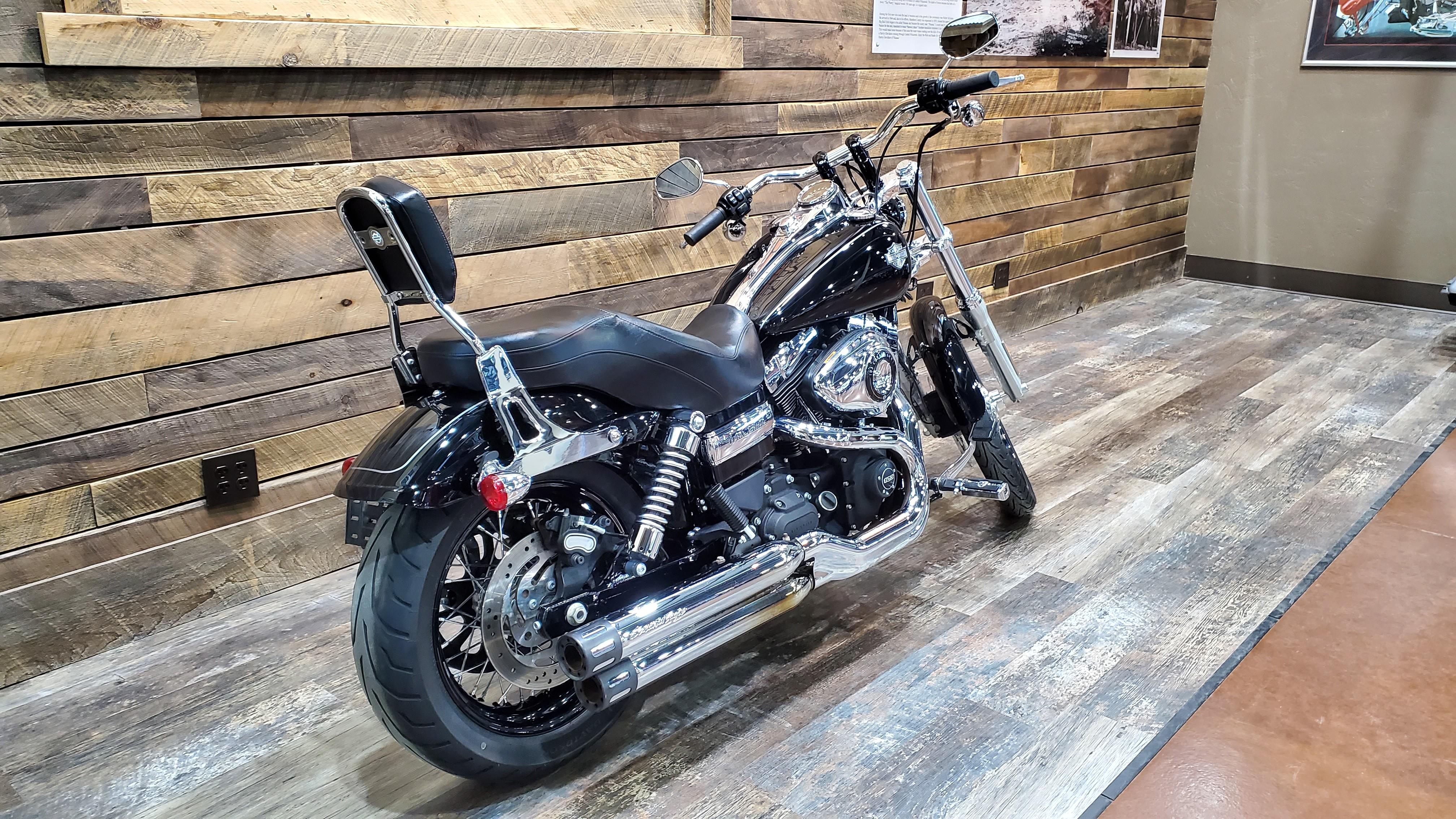 2014 Harley-Davidson Dyna Wide Glide at Bull Falls Harley-Davidson