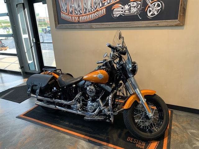 2015 Harley-Davidson Softail Slim at Vandervest Harley-Davidson, Green Bay, WI 54303
