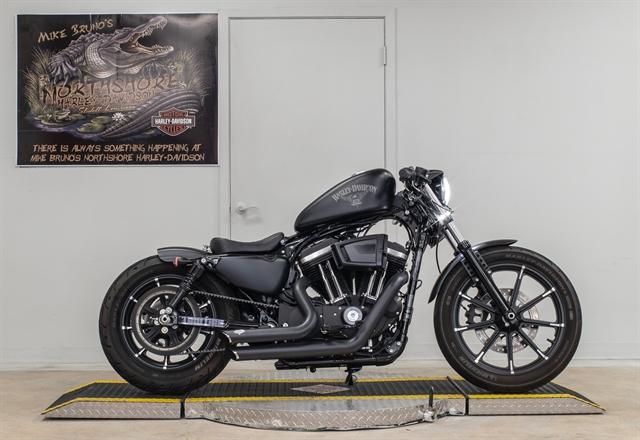 2018 Harley-Davidson Sportster Iron 883 at Mike Bruno's Northshore Harley-Davidson