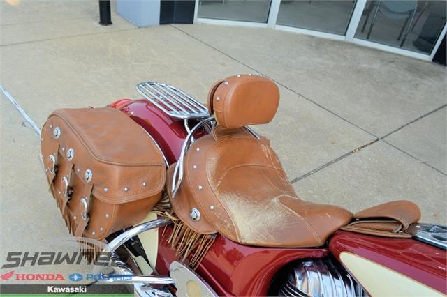 2015 Indian Chief Vintage at Shawnee Honda Polaris Kawasaki