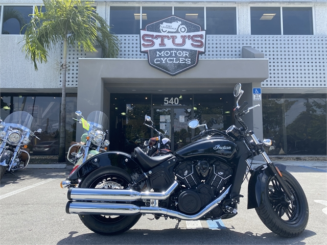 2021 Indian Scout Scout Sixty - ABS at Fort Lauderdale