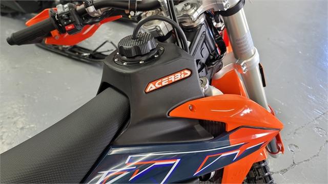 2022 KTM EXC 500 F at Cascade Motorsports