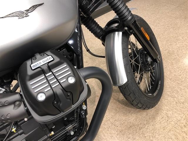 2018 Moto Guzzi V7 III Rough at Sloans Motorcycle ATV, Murfreesboro, TN, 37129