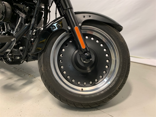 2017 Harley-Davidson S-Series Fat Boy at Arsenal Harley-Davidson