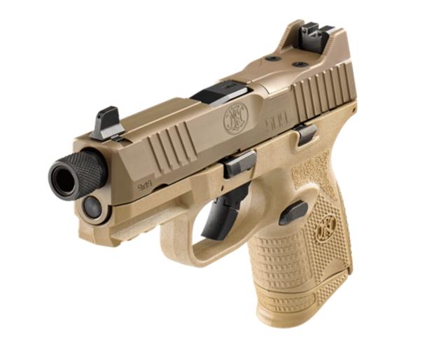2021 FN Handgun at Harsh Outdoors, Eaton, CO 80615