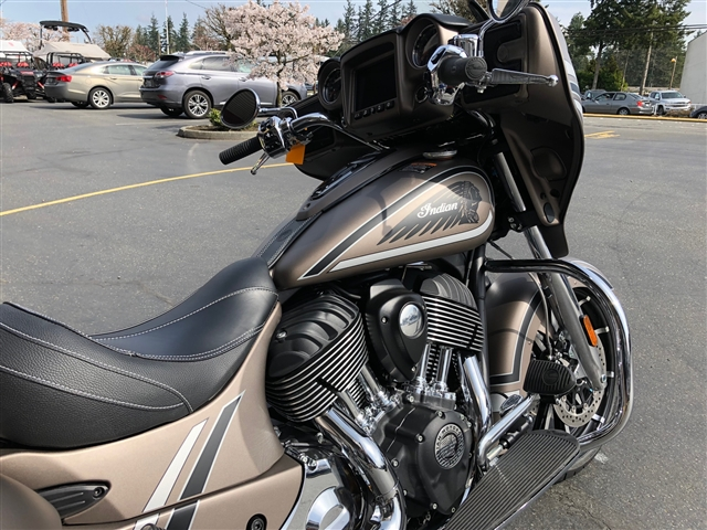 2018 Indian Chieftain Limited at Lynnwood Motoplex, Lynnwood, WA 98037