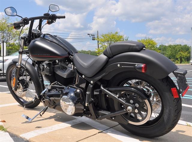 2012 Harley-Davidson Softail® Blackline™ at All American Harley-Davidson, Hughesville, MD 20637