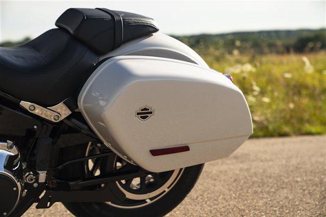 2021 Harley-Davidson Cruiser Sport Glide at Garden State Harley-Davidson