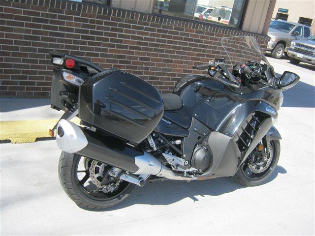 2015 Kawasaki ZG1400 ABS at Brenny's Motorcycle Clinic, Bettendorf, IA 52722