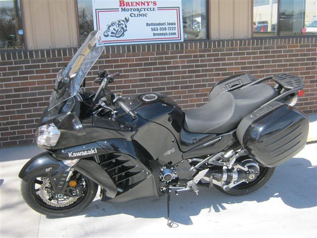 2015 Kawasaki ZG1400 ABS at Brenny's Motorcycle Clinic, Bettendorf, IA 52722