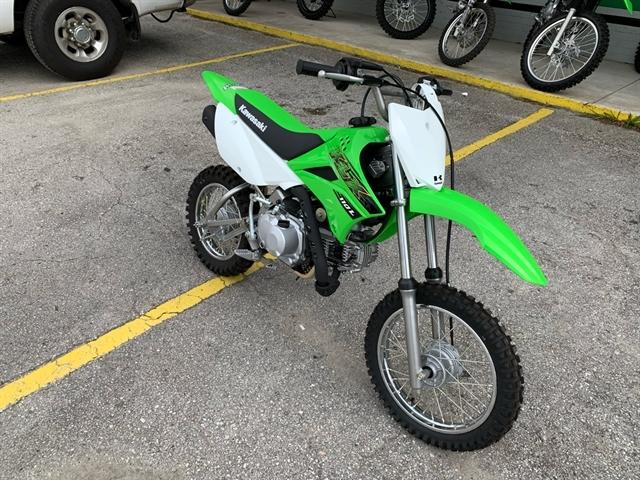 2020 Kawasaki KLX 110L at Jacksonville Powersports, Jacksonville, FL 32225
