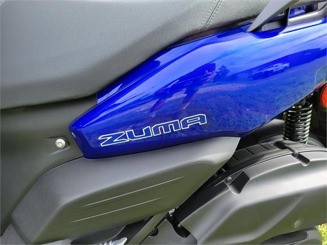 2022 Yamaha Zuma 125 at Powersports St. Augustine