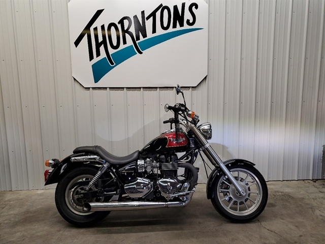 2007 Triumph America Base at Thornton's Motorcycle - Versailles, IN