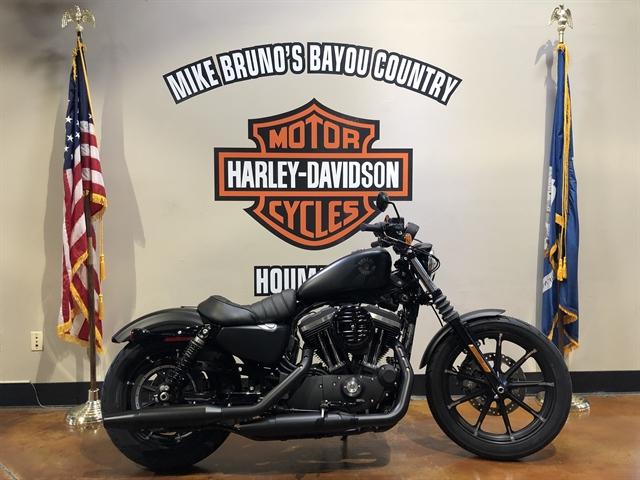 2019 Harley-Davidson Sportster Iron 883 at Mike Bruno's Bayou Country Harley-Davidson