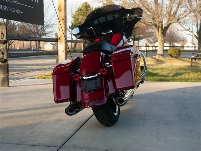 2021 Harley-Davidson Touring Street Glide at Outlaw Harley-Davidson