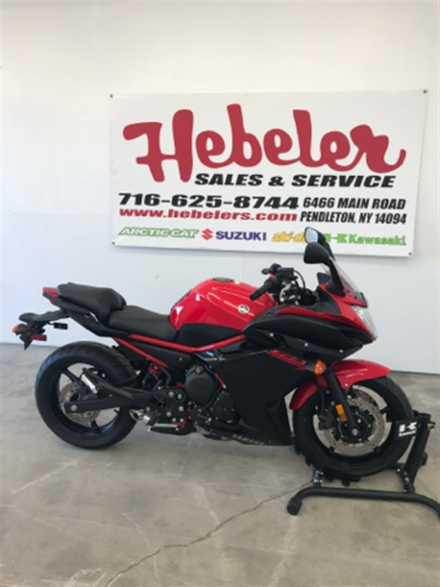 2015 Yamaha FZ 6R at Hebeler Sales & Service, Lockport, NY 14094