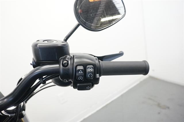 2020 Harley-Davidson Sportster Iron 883 at Texoma Harley-Davidson