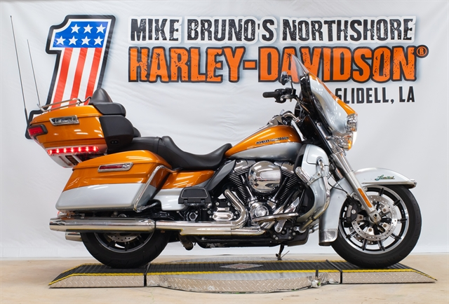 2014 Harley-Davidson Electra Glide Ultra Limited at Mike Bruno's Northshore Harley-Davidson
