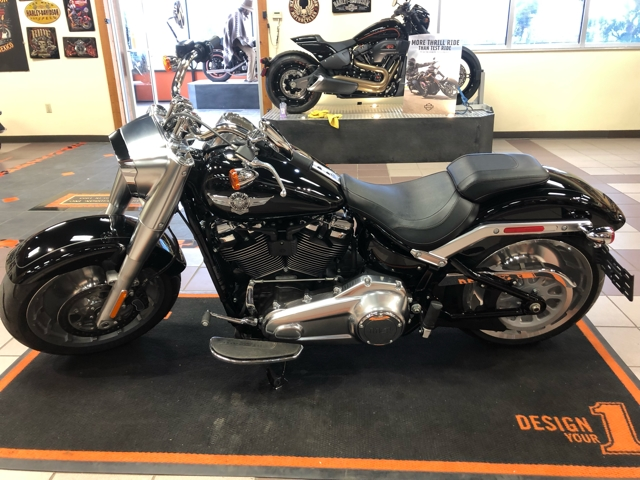2019 Harley-Davidson Softail Fat Boy 114 at High Plains Harley-Davidson, Clovis, NM 88101