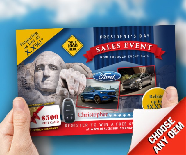 President's Day Automotive at PSM Marketing - Peachtree City, GA 30269