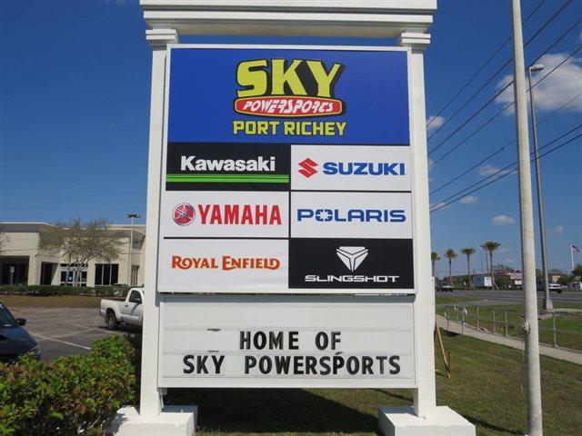 2022 Yamaha Zuma 125 at Sky Powersports Port Richey
