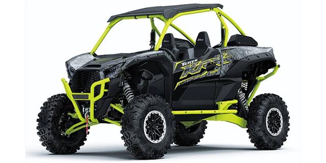 2021 Kawasaki Teryx KRX 1000 Trail Edition at Sun Sports Cycle & Watercraft, Inc.